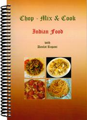 Image of Chop - Mix & Cook recipe book